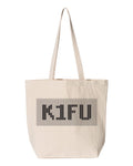 K1FU bag (perfect printing + seconds!)