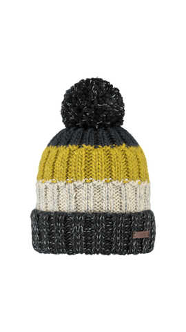 Wilhelm Beanie Hat Yellow