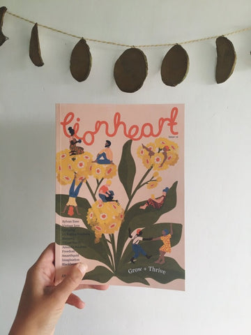 Lionheart Magazine issue 12