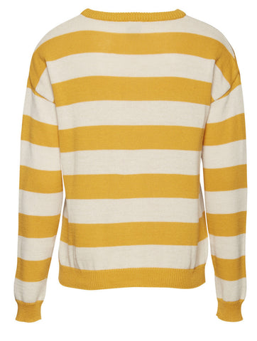 Gretta Yellow Jumper