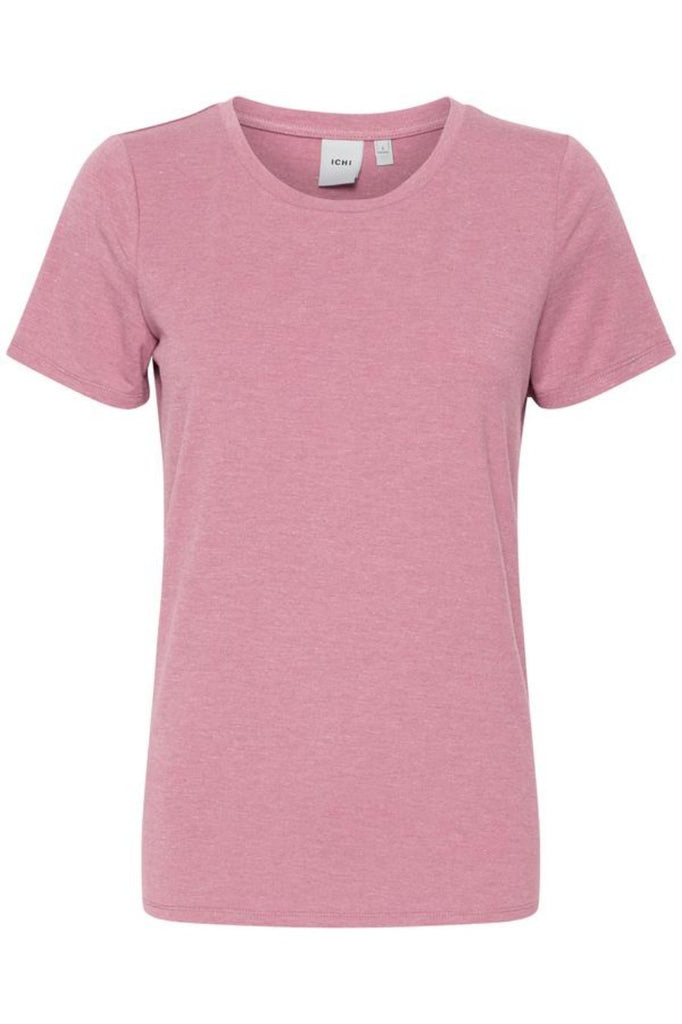 Rebel Short Sleeve Wild Rose