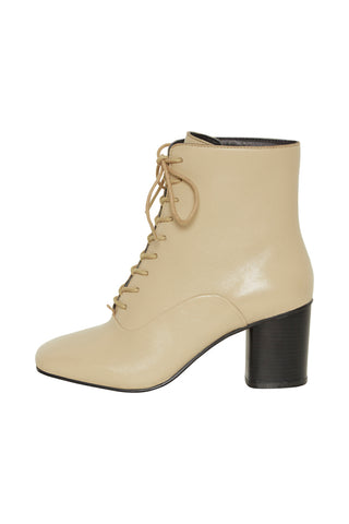 Rota Lace Boot in Tapioca