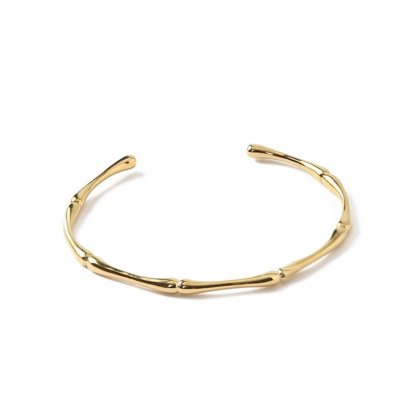 Bamboo Open Bangle