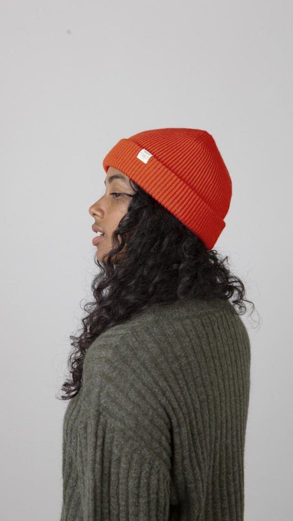 Kinyeti Beanie Orange