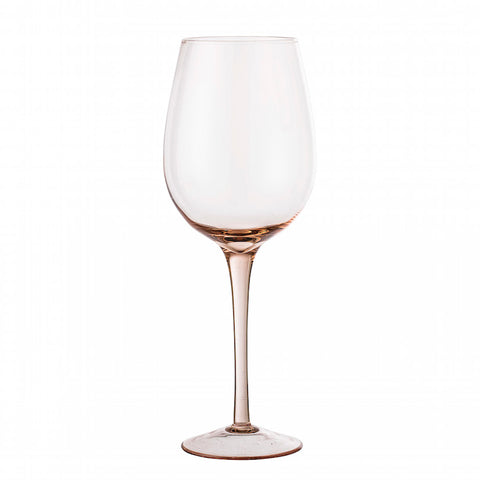 Liga Wine Glass Rose