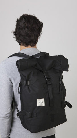 Mountain Backpack Black