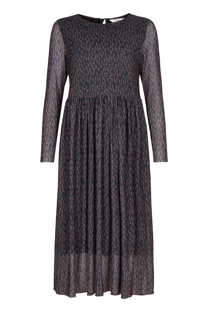 Freja Dress Caviar
