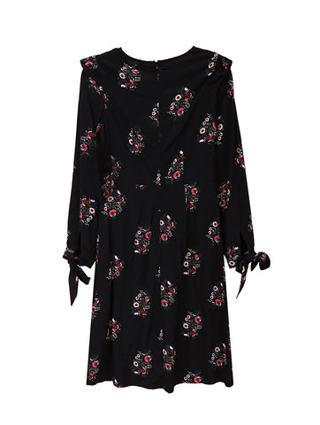 Alica Flowers Dress
