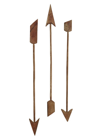 Natural Recycled Wooden Arrows
