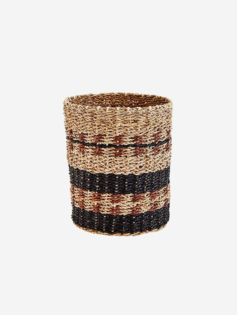 Wicker Basket with Lining