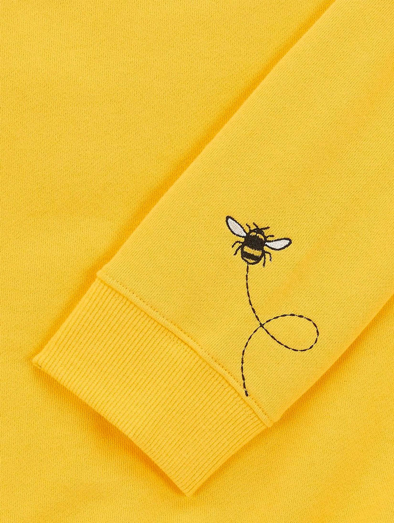 Laurie Honey Bee Sweatshirt