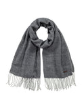 Soho Scarf Dark Heather