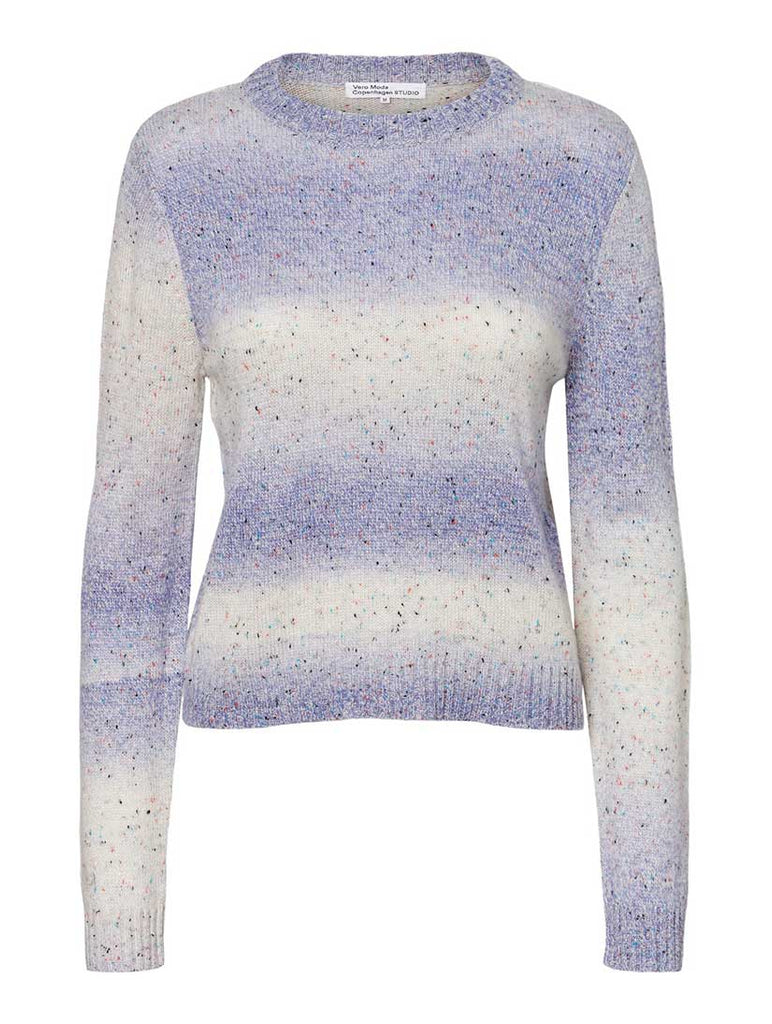 Frida Pullover Blue Ice