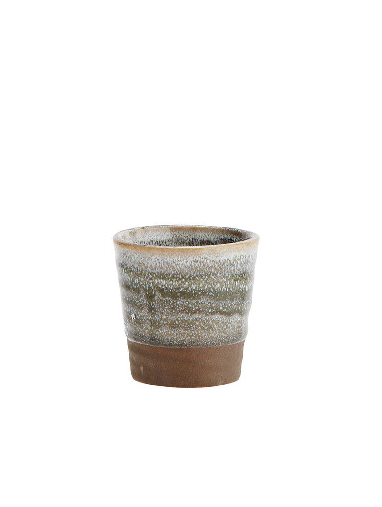 Mini Earth Tone Flowerpot
