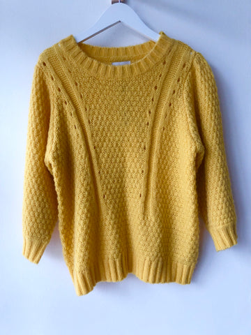 Mattie Jumper Gold