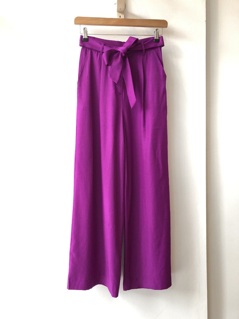 Violet Trousers