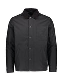 Lined Chore Jacket Black