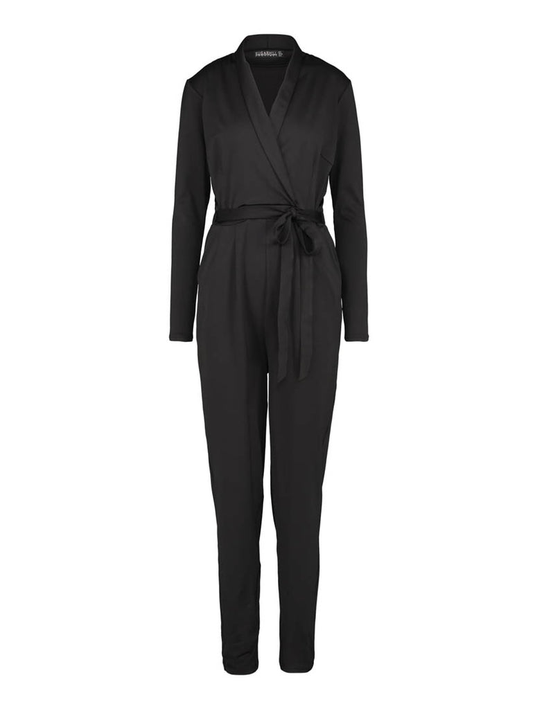 Josie Wrap Jumpsuit