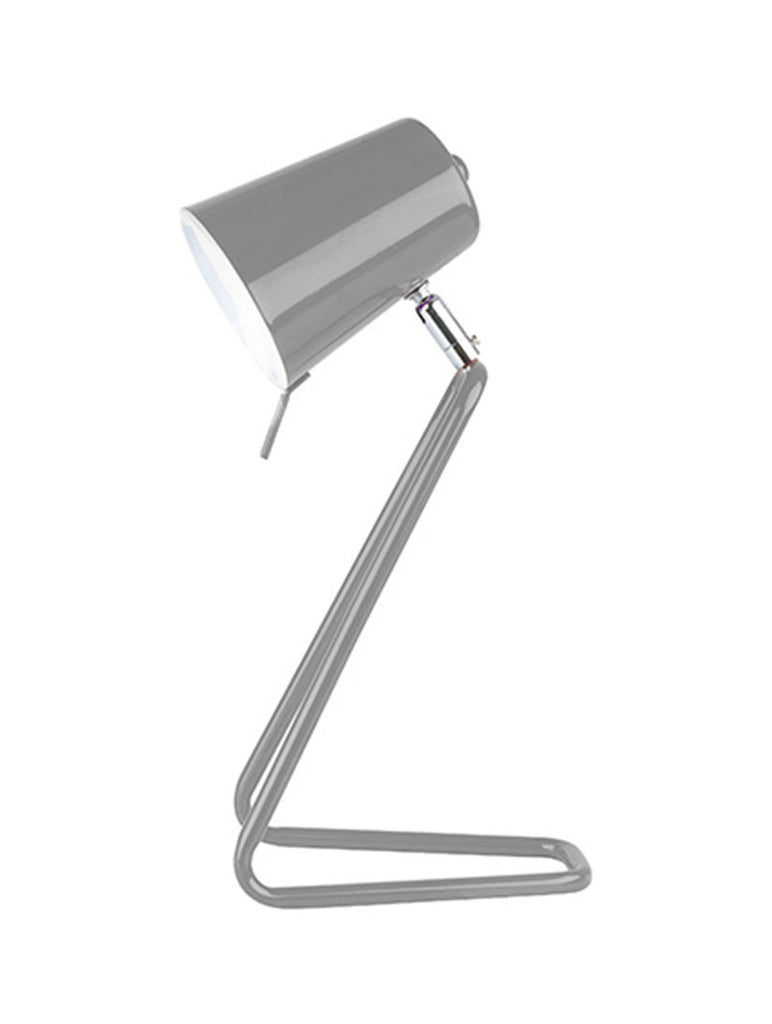 Table Lamp Z Metal Grey