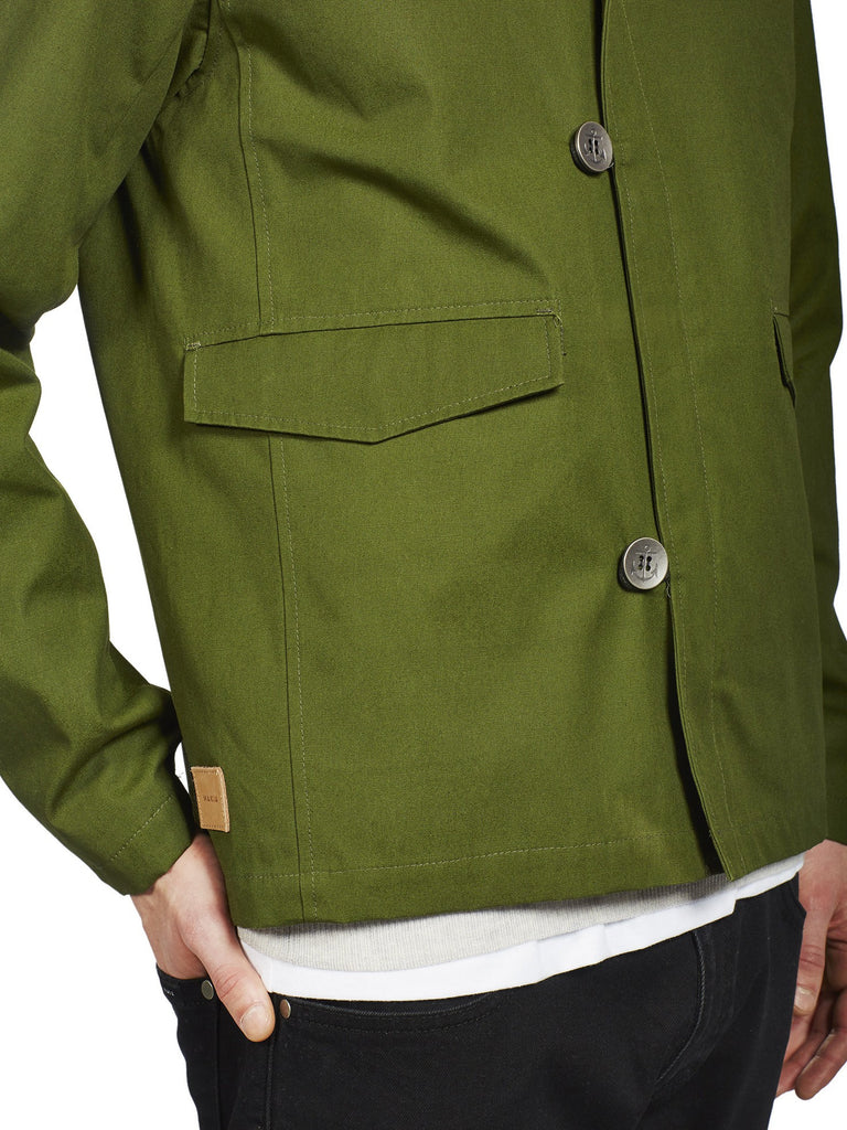 Makia 65 Jacket Green