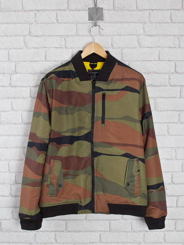 Mountains Camo Jacket