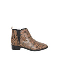 Micha Snake Shoes Tobacco Brown
