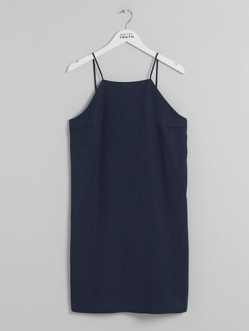 Neve Strappy Blue Dress
