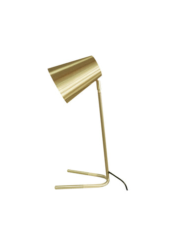Noble Table Lamp Gold