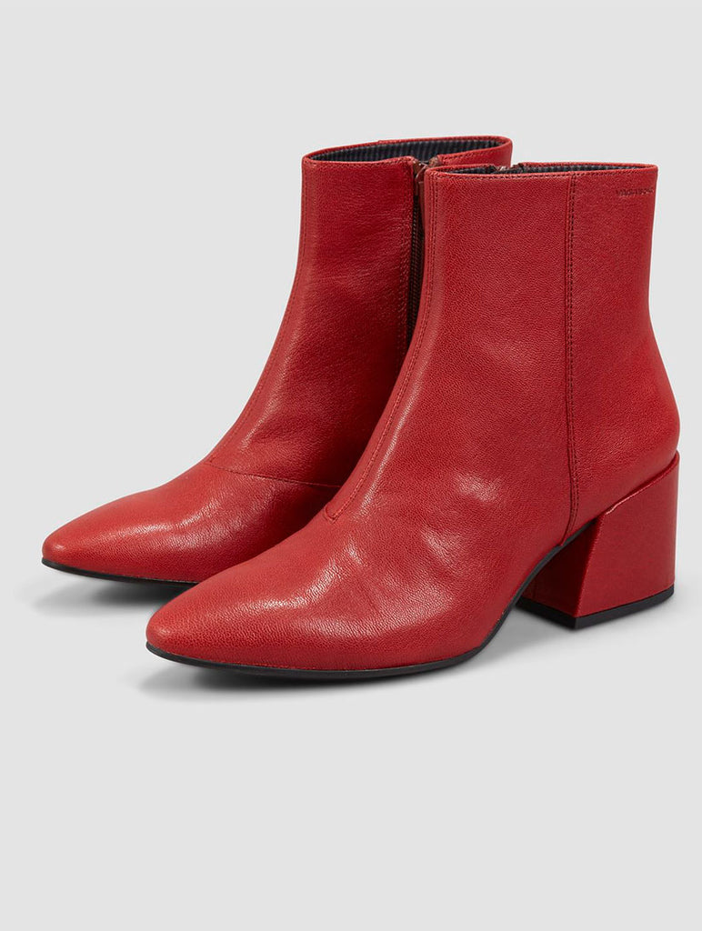 Olivia Red Boot