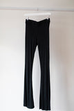 Nukita Flared Pants Black
