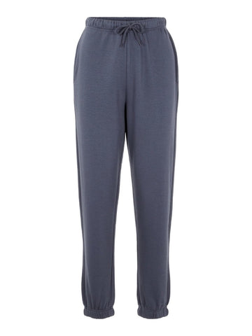 Chilli High Waisted Sweat Pants Ombre Blue