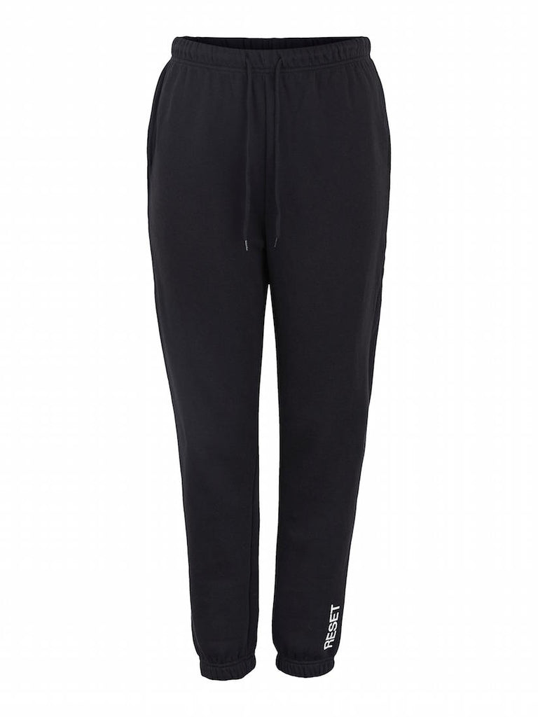 Chilli Reset High Waisted Sweat Pants Black