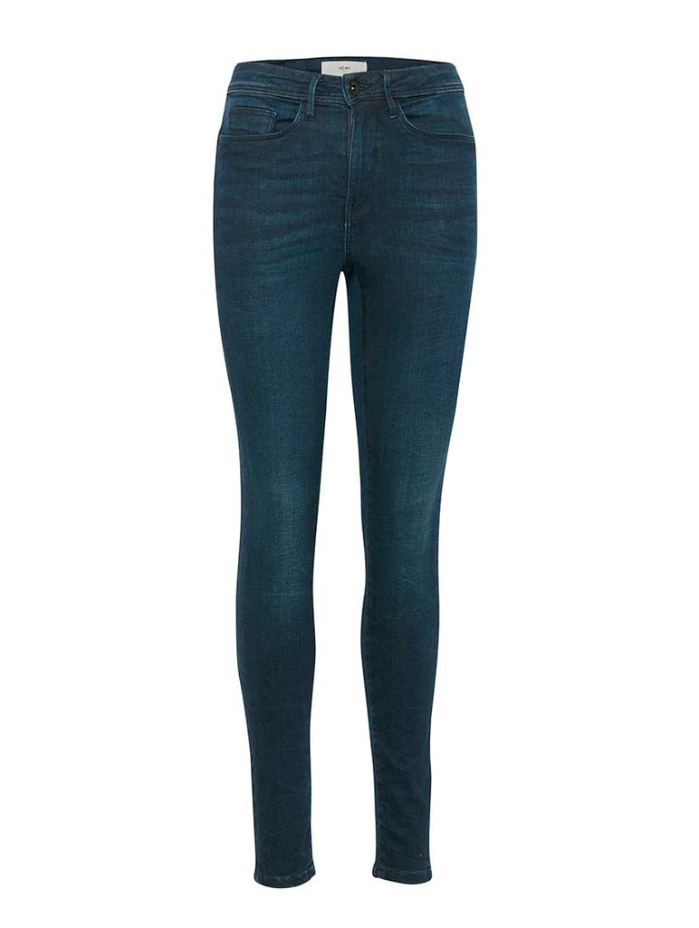 Paloma Celia Dark Blue Washed Jeans