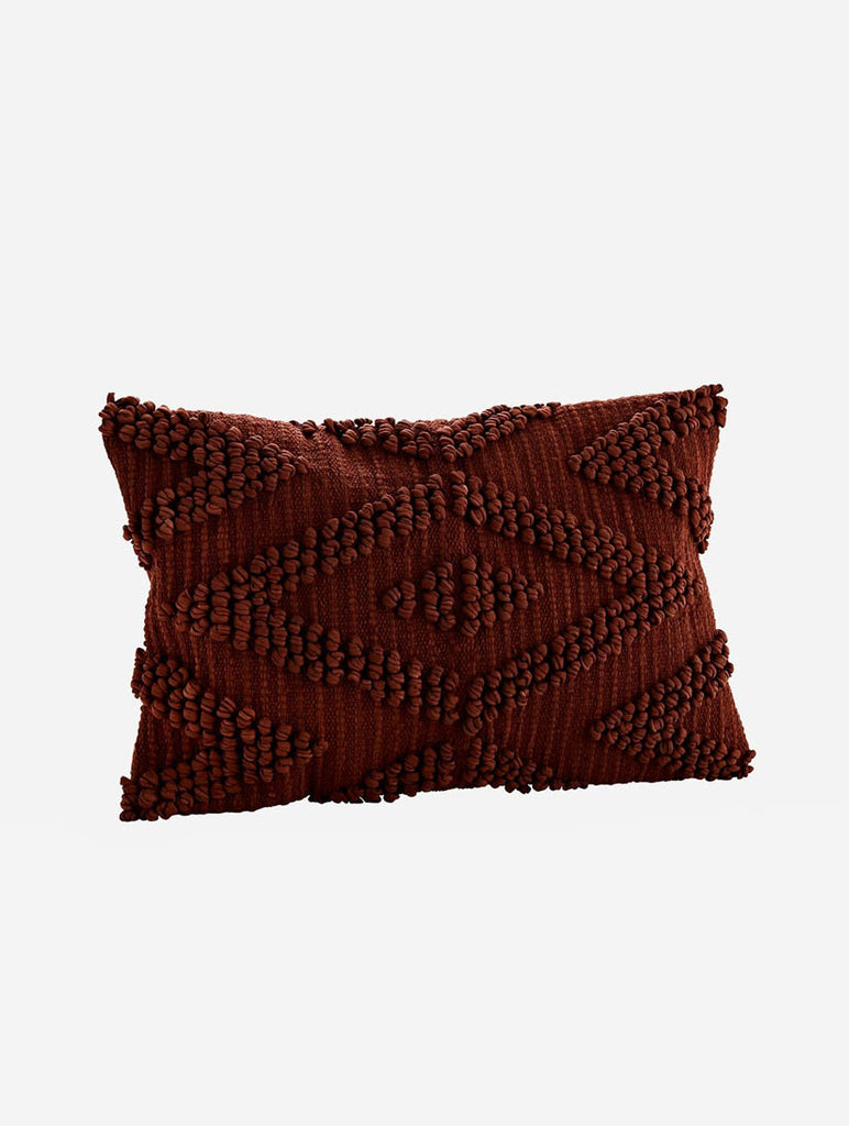 Cotton Cushion Paprika