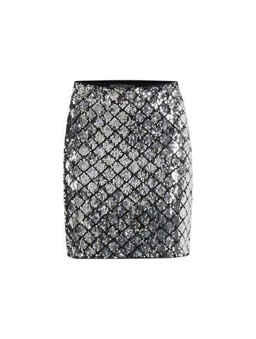 George Skirt Silver