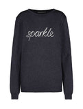 Rita Sparkle Chainstitch Sweater