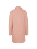 Uniz Coat Misty Rose