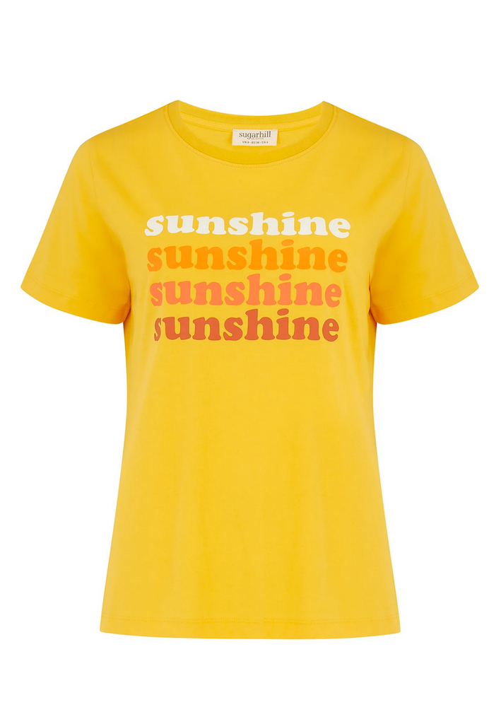 Maggie Retro Sunshine T-Shirt