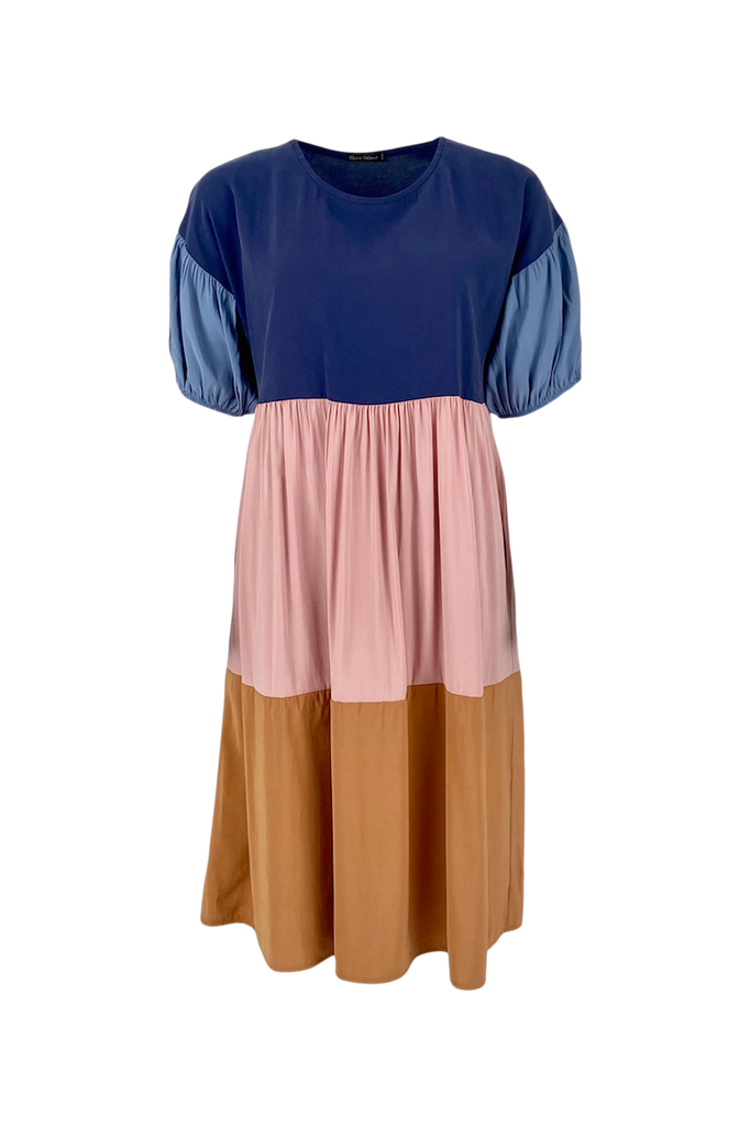 Kenza Colourblock Dress