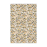 Leopard Print Tea Towel