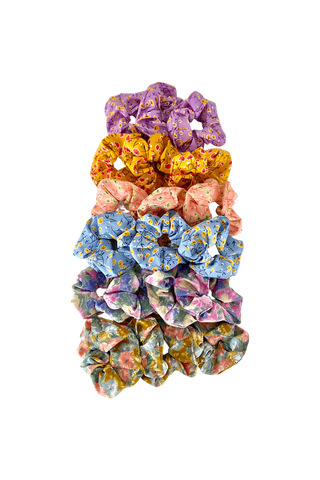 Bloom Scrunchie Pastel Mix