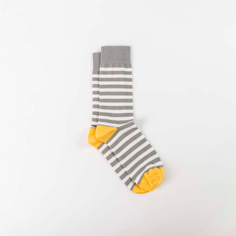 Looper Sock Wrapped Grey
