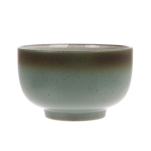 Ceramic 70's Noodle Bowl Moon