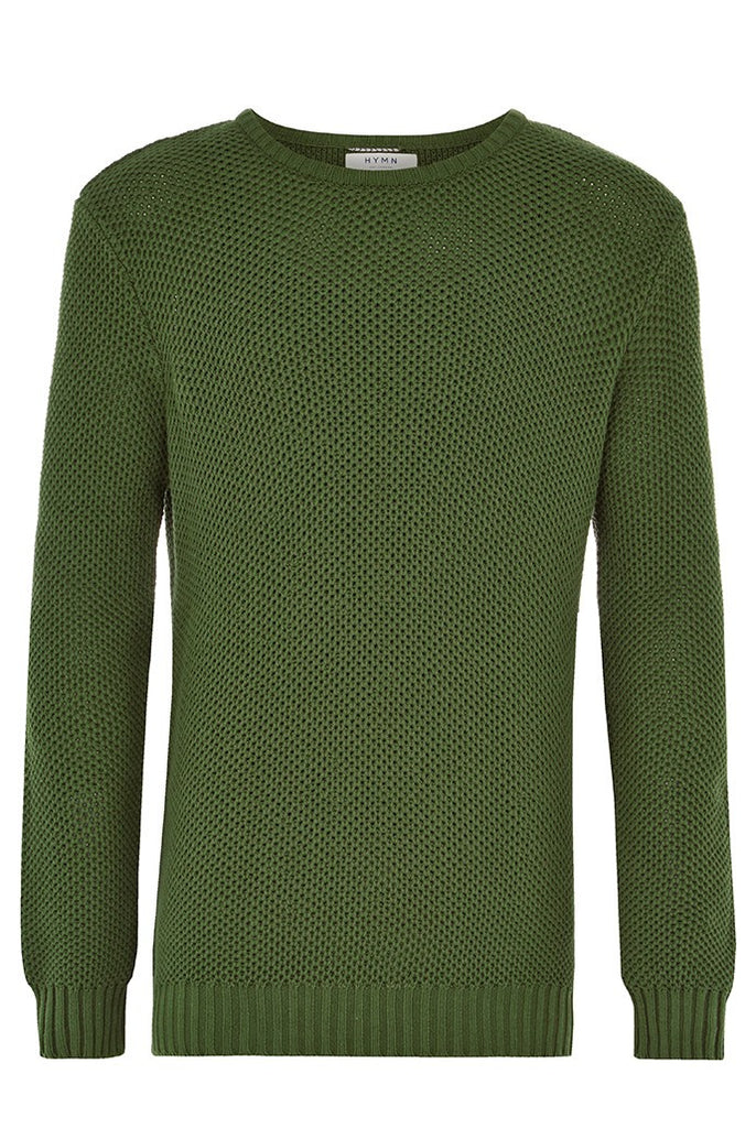 Ammanford Green Jumper