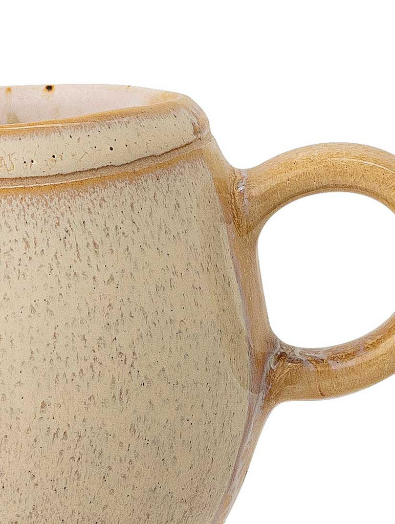 April Stoneware Mug Multi Colour
