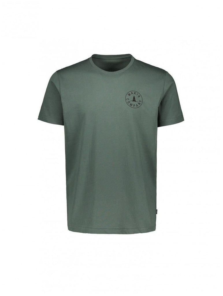 Astern T-shirt Green