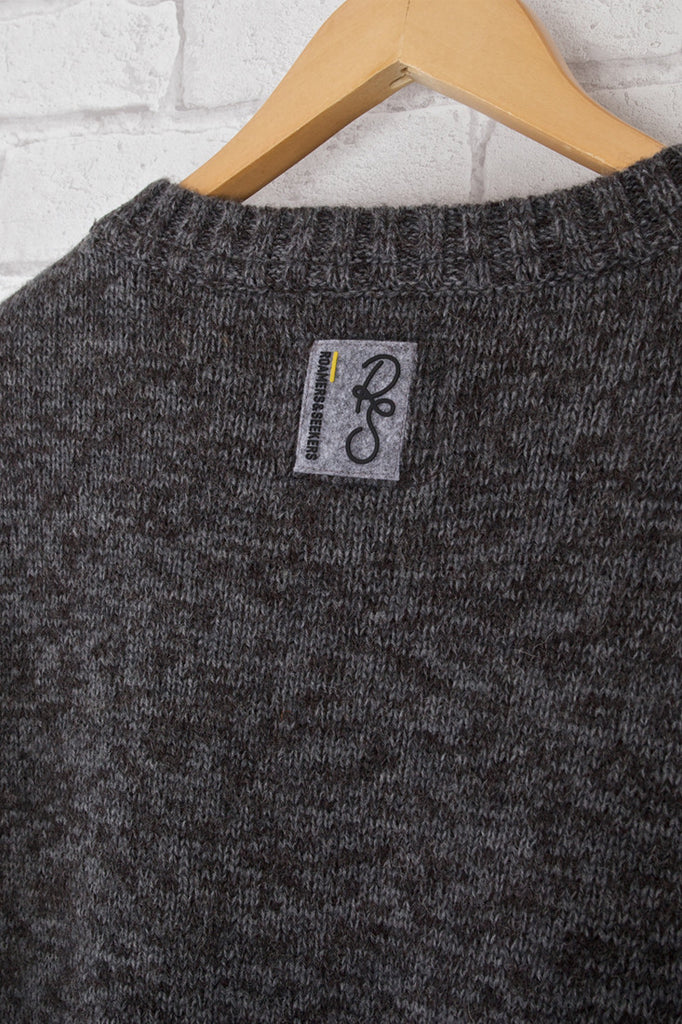 Backcountry Knitted Sweater