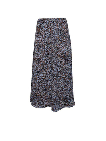 Barbara Skirt Country Blue
