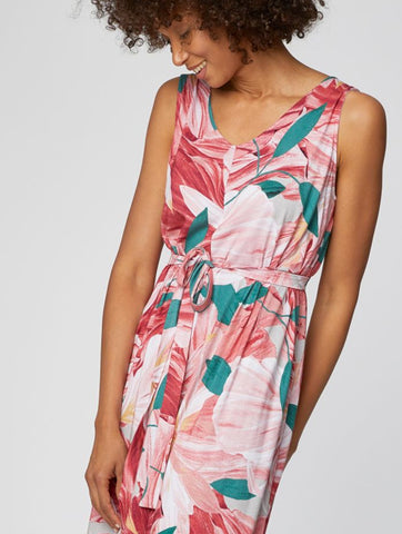 Blomst Bamboo Jersey Ethical Maxi Dress