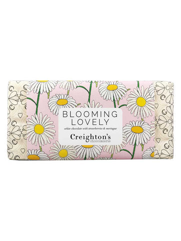 Blooming Lovely White Chocolate Bar